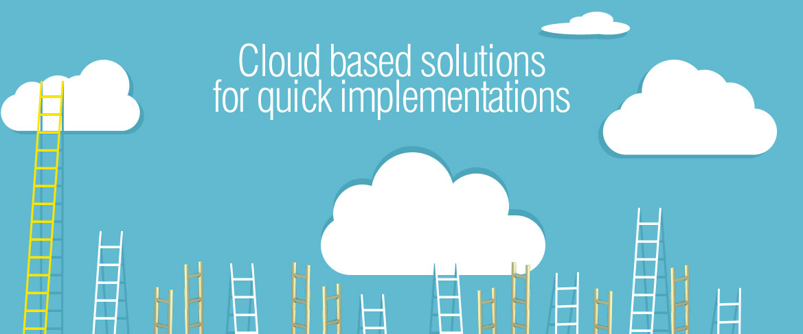 Buidingsteps cloud based solutions