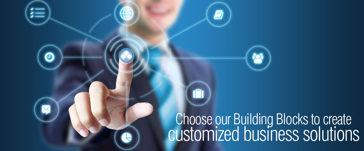 Buildingsteps customized Business Solutions